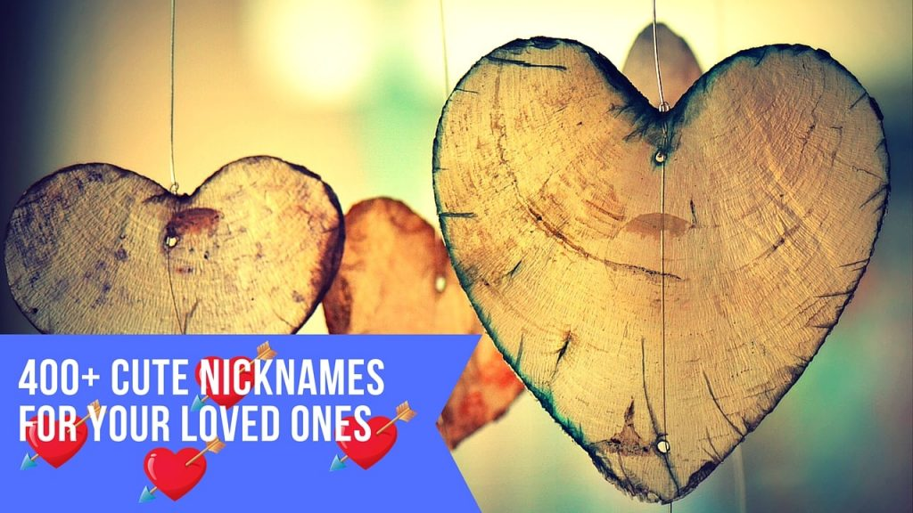 Cute Names: 400+ Cute Nicknames For Your Loved Ones