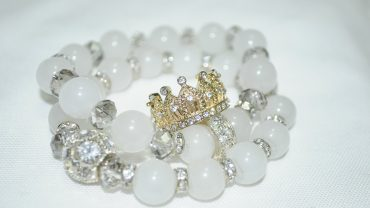 bracelet with crown royal name