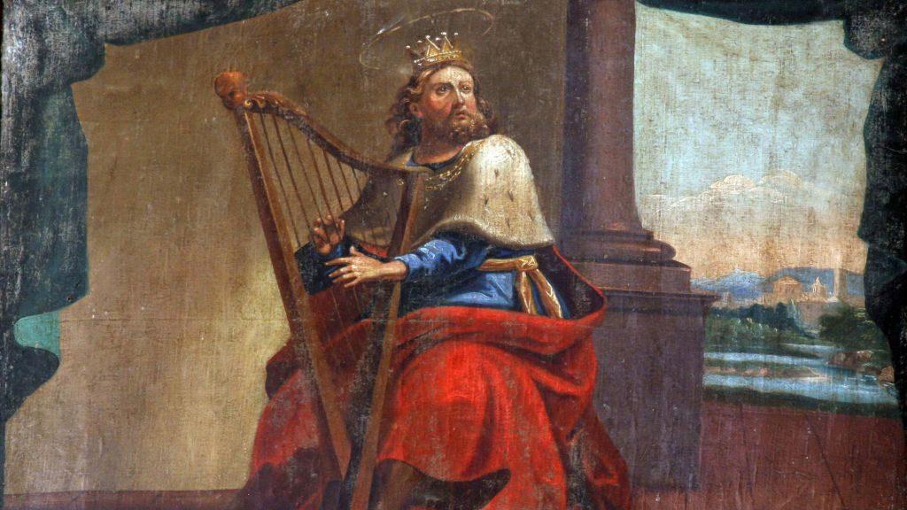 bible King David