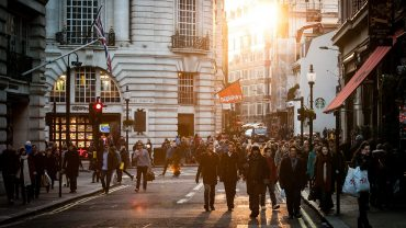What Is the Most Common Name in the World?: people walking on the street